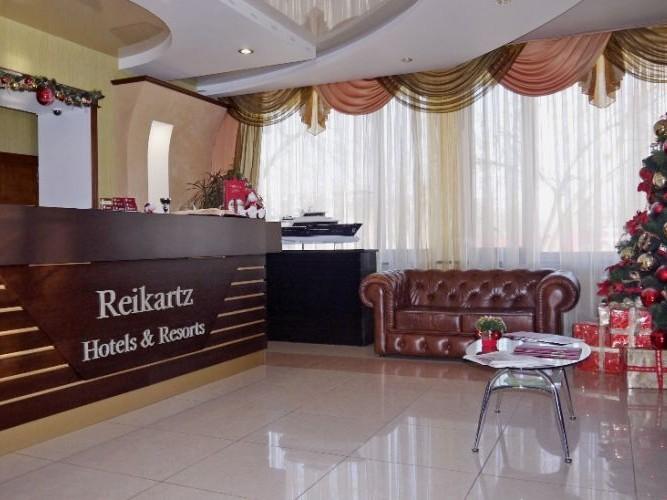 Отель Рейкарц Запорожье, Запорожье